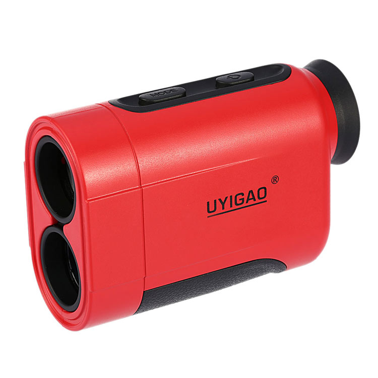 UA900D Professional Laser Golf Rangefinder Meter with hight angle measurement